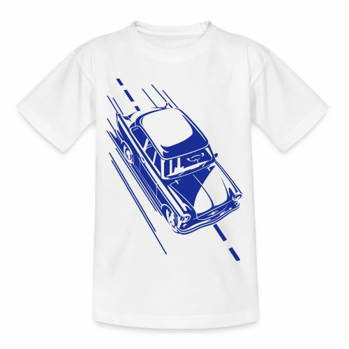 Trabi auf Tour - Teenage T-Shirt