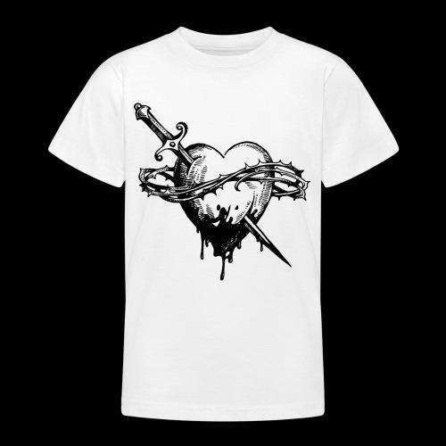 Heart ♥ - Teenage T-Shirt