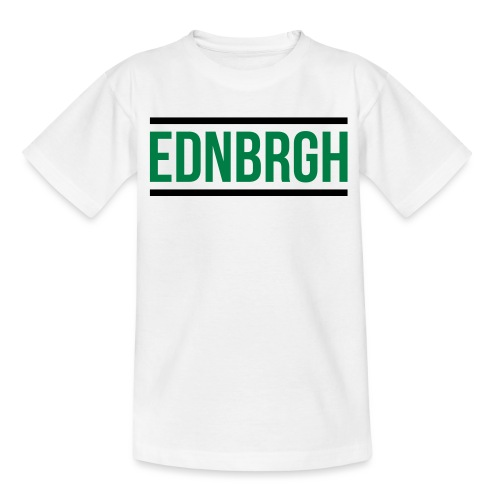 EDNBRGH - Teenage T-Shirt