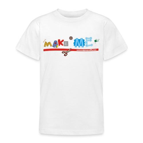 Make ME Logo - Teenage T-Shirt