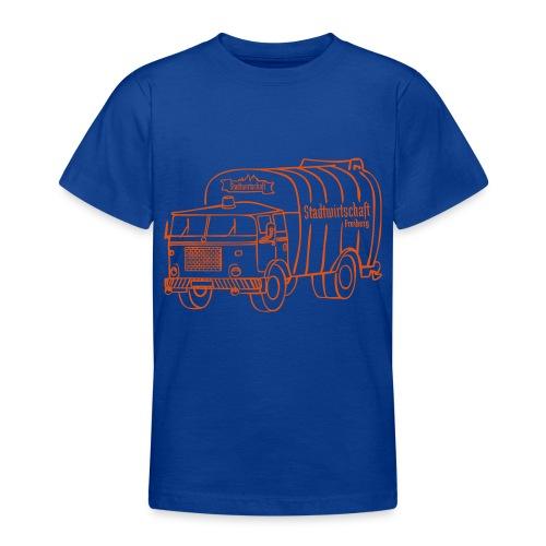 Stadtwirtschaft BOBR - Teenager T-Shirt