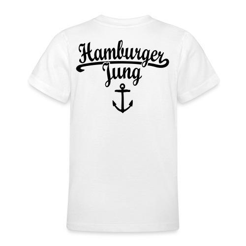 Hamburger Jung Klassik Hamburg - Teenager T-Shirt