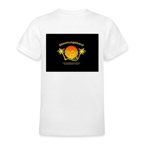 neues logo - Teenager T-Shirt