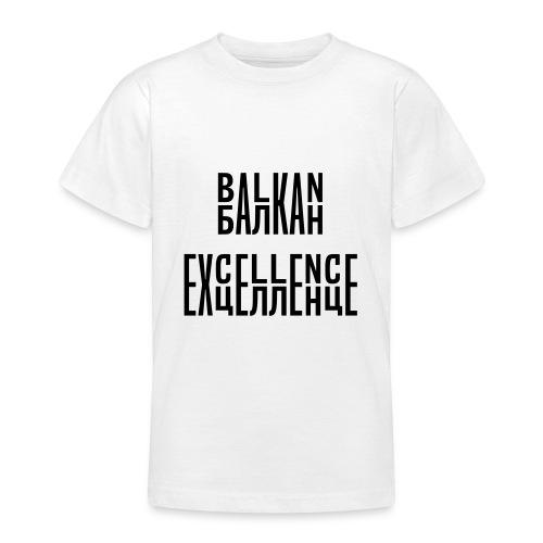 Balkan Excellence vert. - Teenage T-Shirt