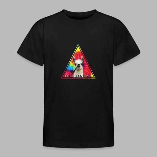 Illumilama logo T-shirt - Teenage T-Shirt