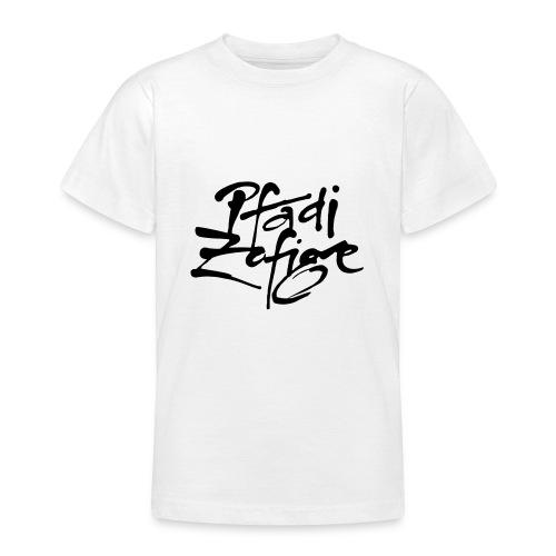 pfadi zofige - Teenager T-Shirt