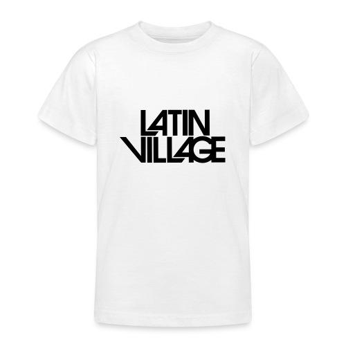 Logo Latin Village 30 - Teenager T-shirt