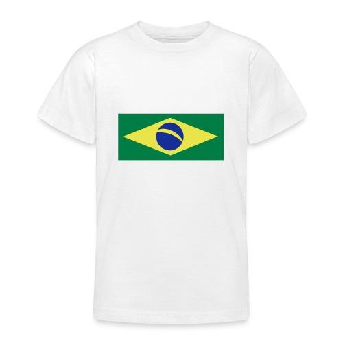 Braslien - Teenager T-Shirt