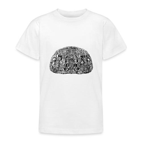 Zoomorphe P TEM - T-shirt Ado