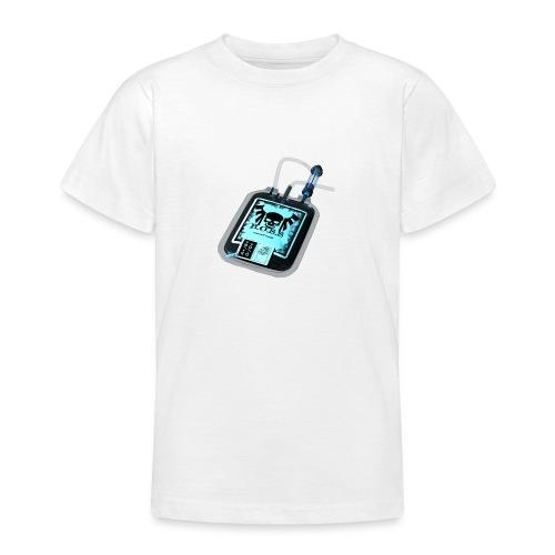 Plasma noir - T-shirt Ado
