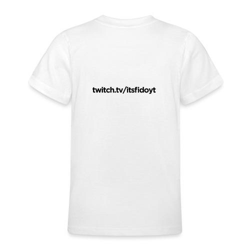 Fido - Twitch Link - Teenager-T-shirt