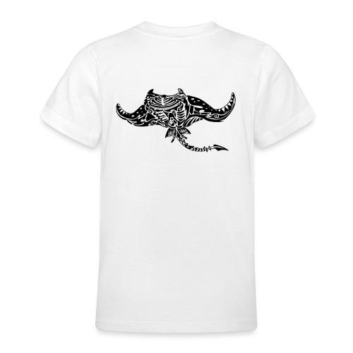 The giant manta - Teenage T-Shirt