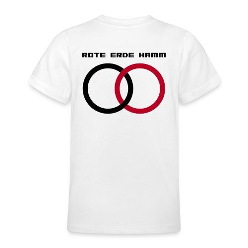 roteerdeshirt - Teenager T-Shirt