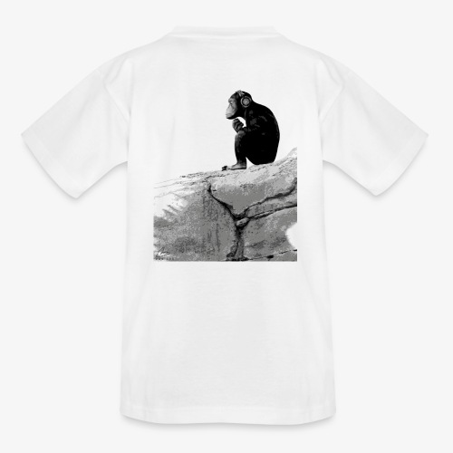 Music Monkey - Teenage T-Shirt