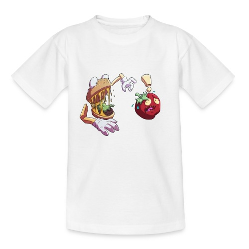 Tomato Chase - Twitch Back - T-shirt tonåring