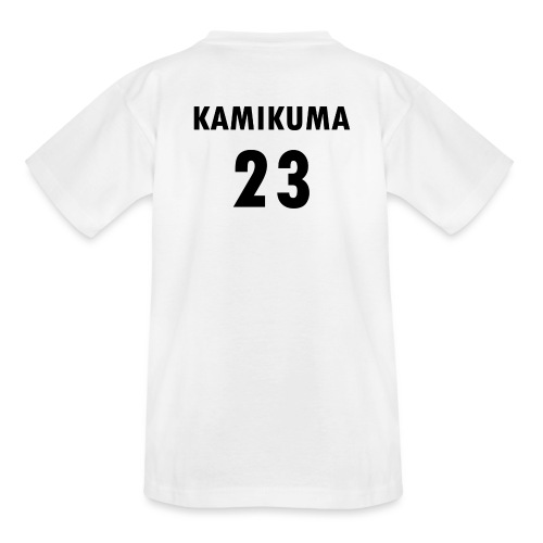 KamiKuma 23 - Teenager T-Shirt