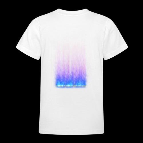 SONNIT BLUE TRANSFORM, RESURECTION - Teenage T-Shirt