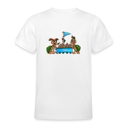 473856 15037013 gruppe12 orig - Teenager T-Shirt