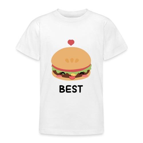 hamburger - Maglietta per ragazzi