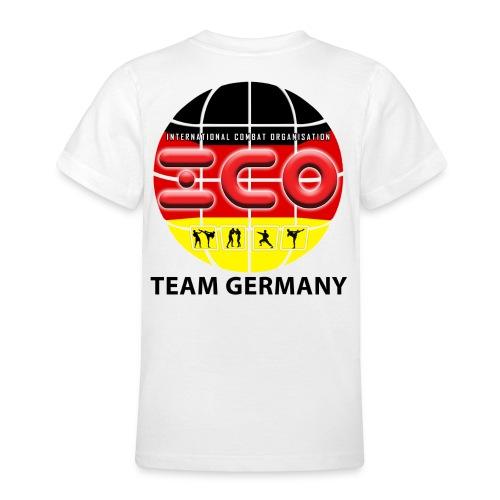wkc germany logo 2017 - Teenager T-Shirt