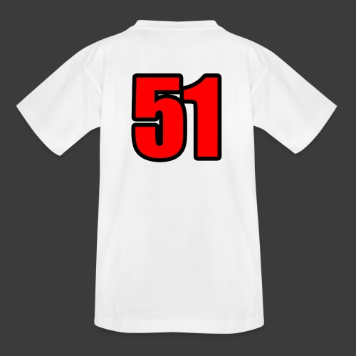 51 - Teenager-T-shirt
