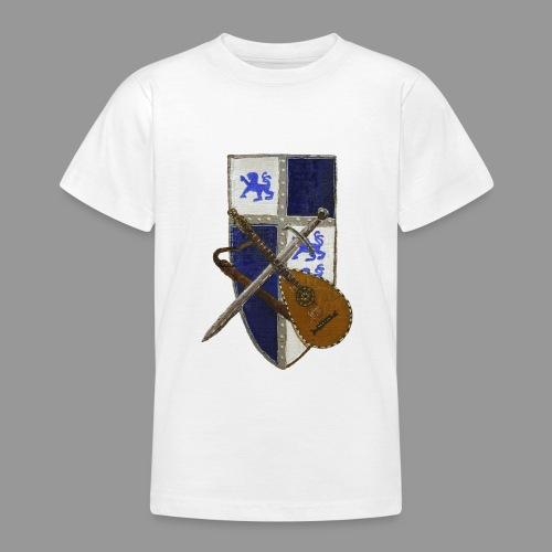 vonardingen_wappen - Teenager T-Shirt