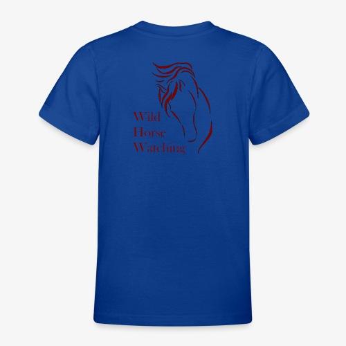 Logo Aveto Wild Horses - Maglietta per ragazzi