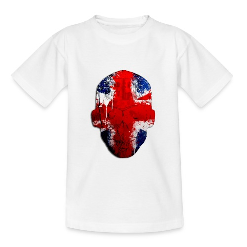 Borg Robot Cap - Teenage T-Shirt