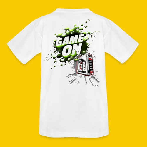 GAMEONE - T-shirt Ado