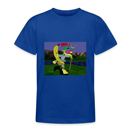 Bruno II - T-skjorte for tenåringer