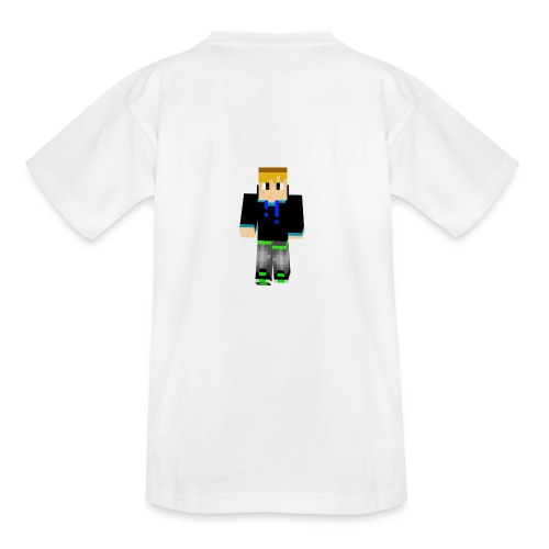 dominikplay 3D 2 png - Teenager T-Shirt