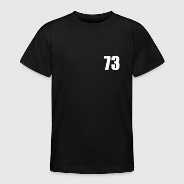 73 - Camiseta adolescente