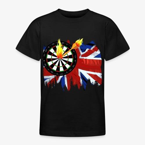 Burning Dart - Teenager T-Shirt
