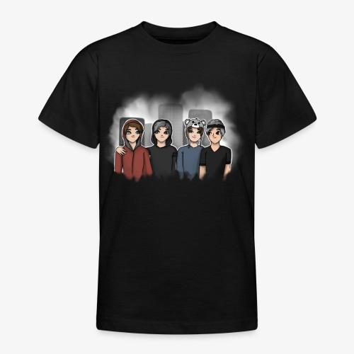 Team Potgrond Art - Teenager T-shirt