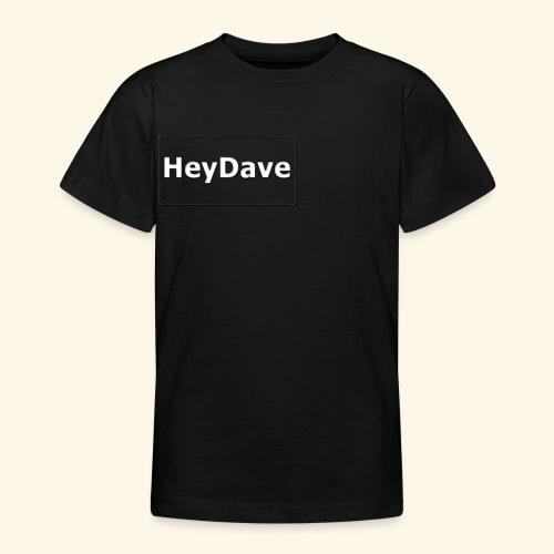 Die schwarze Kollektion - Teenager T-Shirt