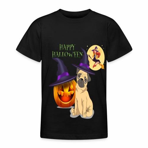 pug halloween - T-shirt Ado