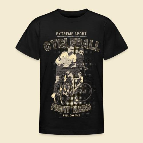Radball | Fight Hard - Teenager T-Shirt