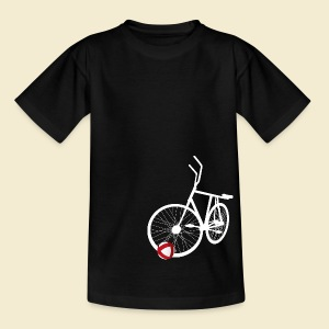 Radball | White - Teenager T-Shirt
