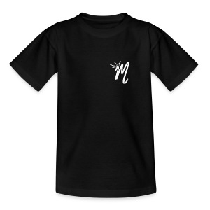 ItzManzey (BLACK TOPS AND HOODIES) - Teenage T-shirt