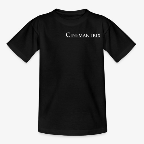 Cinemantrix - T-shirt tonåring