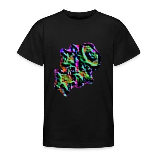 stern, stern, stern und mond - Teenager T-Shirt