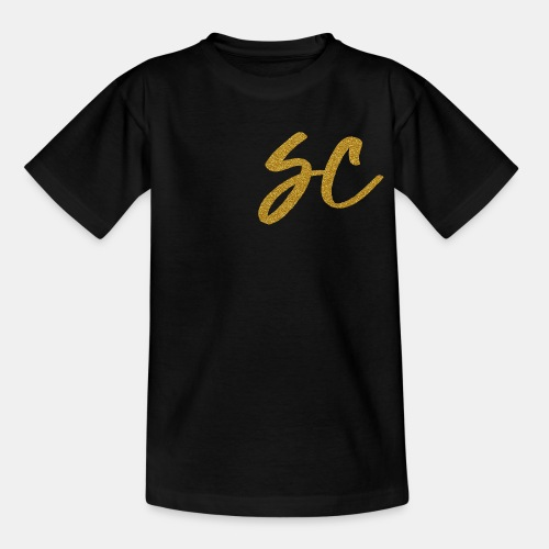 GOLD - Teenage T-shirt