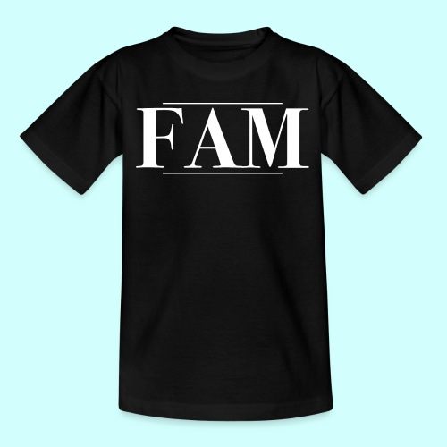 FAM merchandise #1 - Teenager T-Shirt