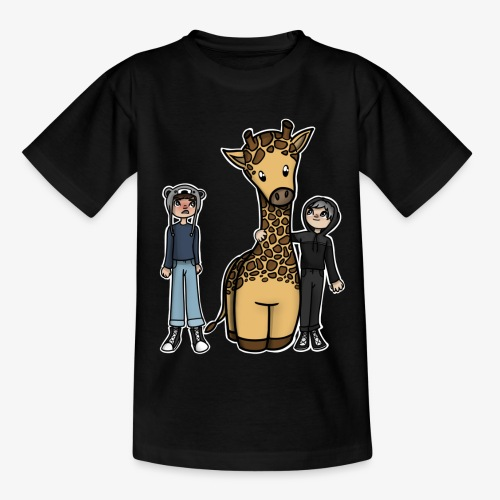 *Limited Edition* Gibby Merchandise - Teenager T-shirt