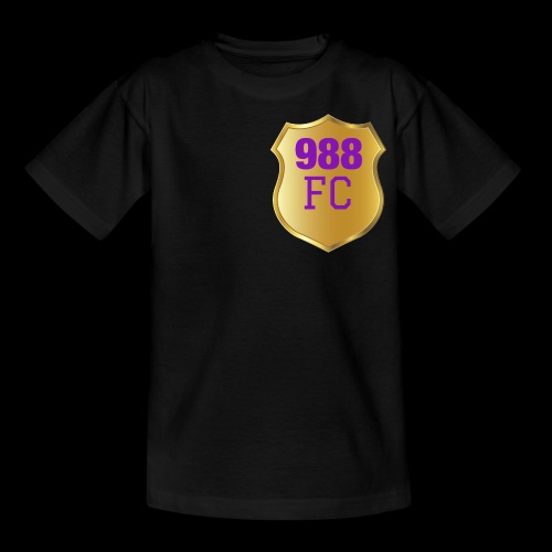 988 FC shirts - Teenage T-shirt