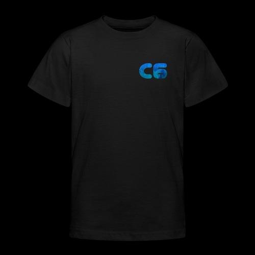 C6 Logo - Teenage T-shirt