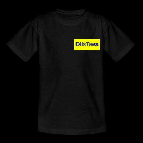 DilsTees - Teenage T-shirt
