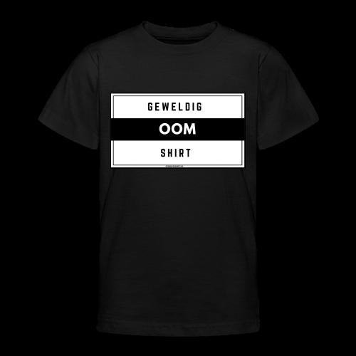 Geweldig Oom Shirt - Teenager T-shirt