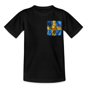 Swedish Phoenix - T-shirt tonåring