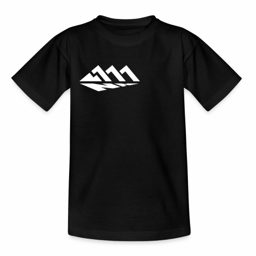 111NN Logo Klein - Teenager T-Shirt